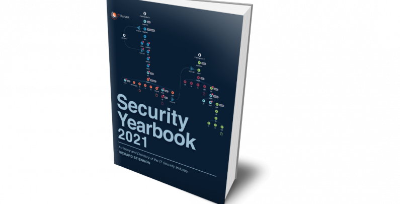 Book image Security Yearboon 2021